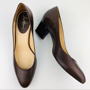 Cole Haan Nike Air Leather Classic Heel